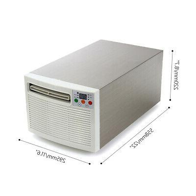 110V 6000BTU Mount Air Cooling Heater Dual Use