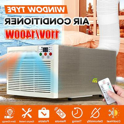 110V 6000BTU Window Mount Air Cooling