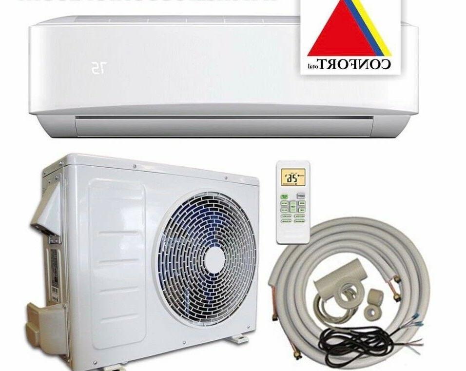 12,000 Ductlless Air Pump Mini Ton confort