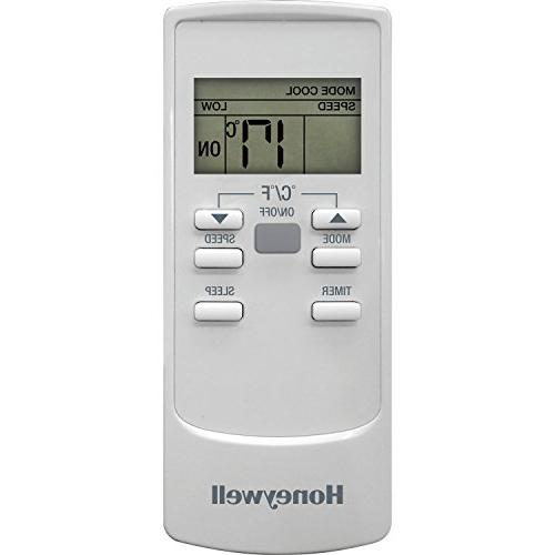 Honeywell BTU Portable Air Conditioner Control - 12000 Cooling - White, Gray
