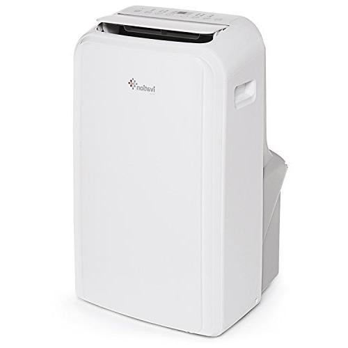 Ivation Air Conditioner Dual-Hose AC Unit w/Digital Display, Multi-Mode Function – 450