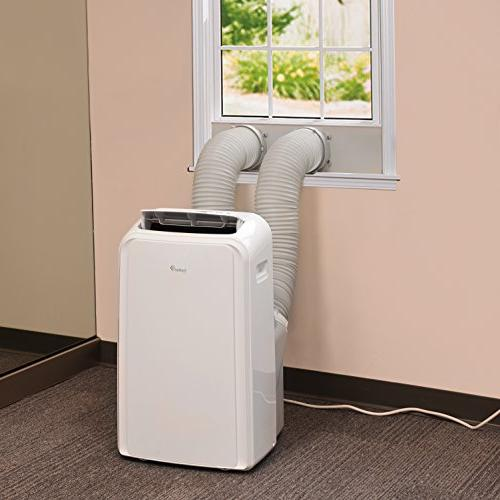 Ivation 12,000 Air AC w/Digital LED Display, Multi-Mode Function & Remote Control