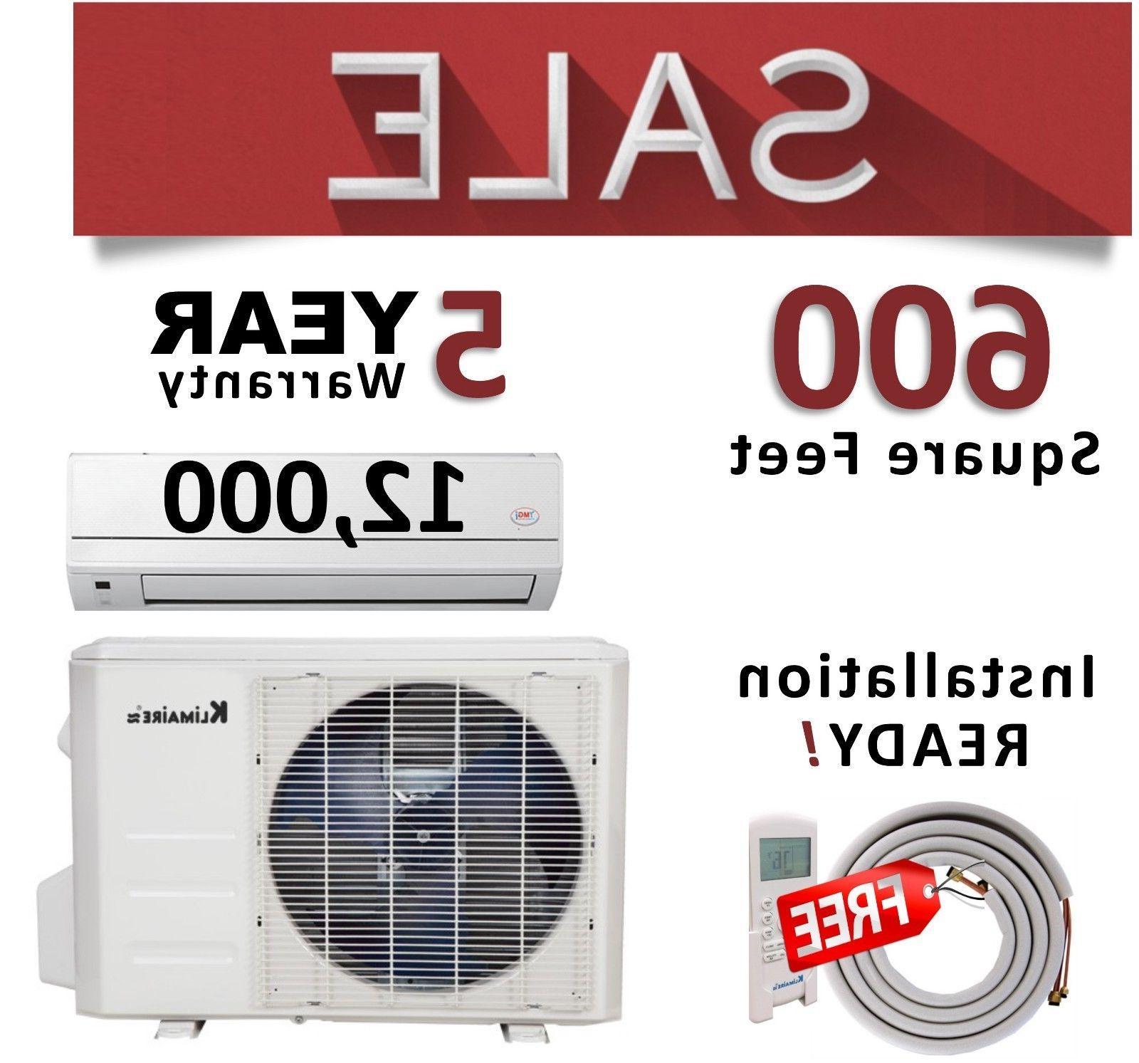 12000 btu mini split air conditioner heat