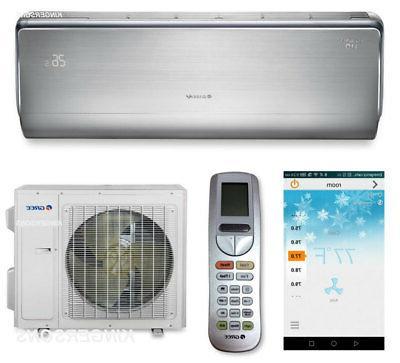 Gree 9000 Btu Split Air Conditioner Heat Pump