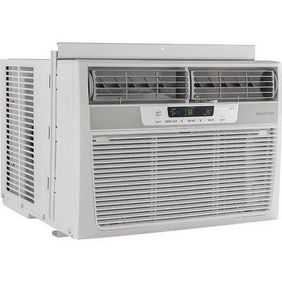 12000 btu window air conditioner electronic controls