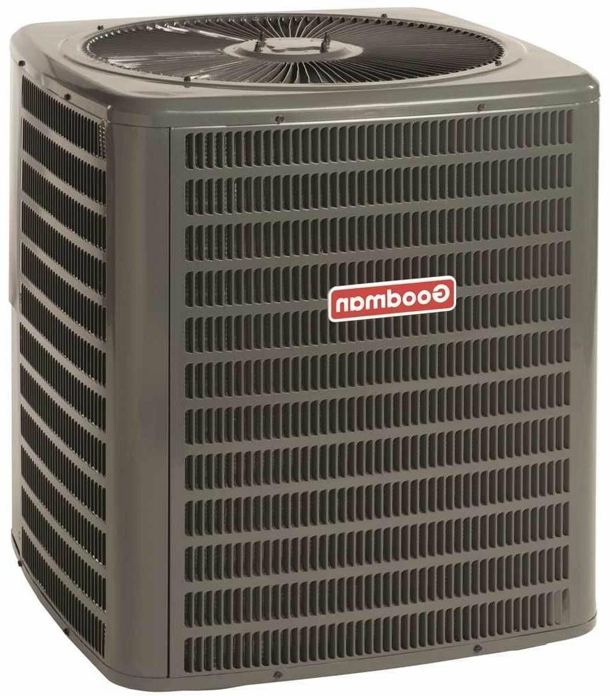 Goodman 13 SEER 2 Ton 24K BTU R-410A Air Conditioner Condens