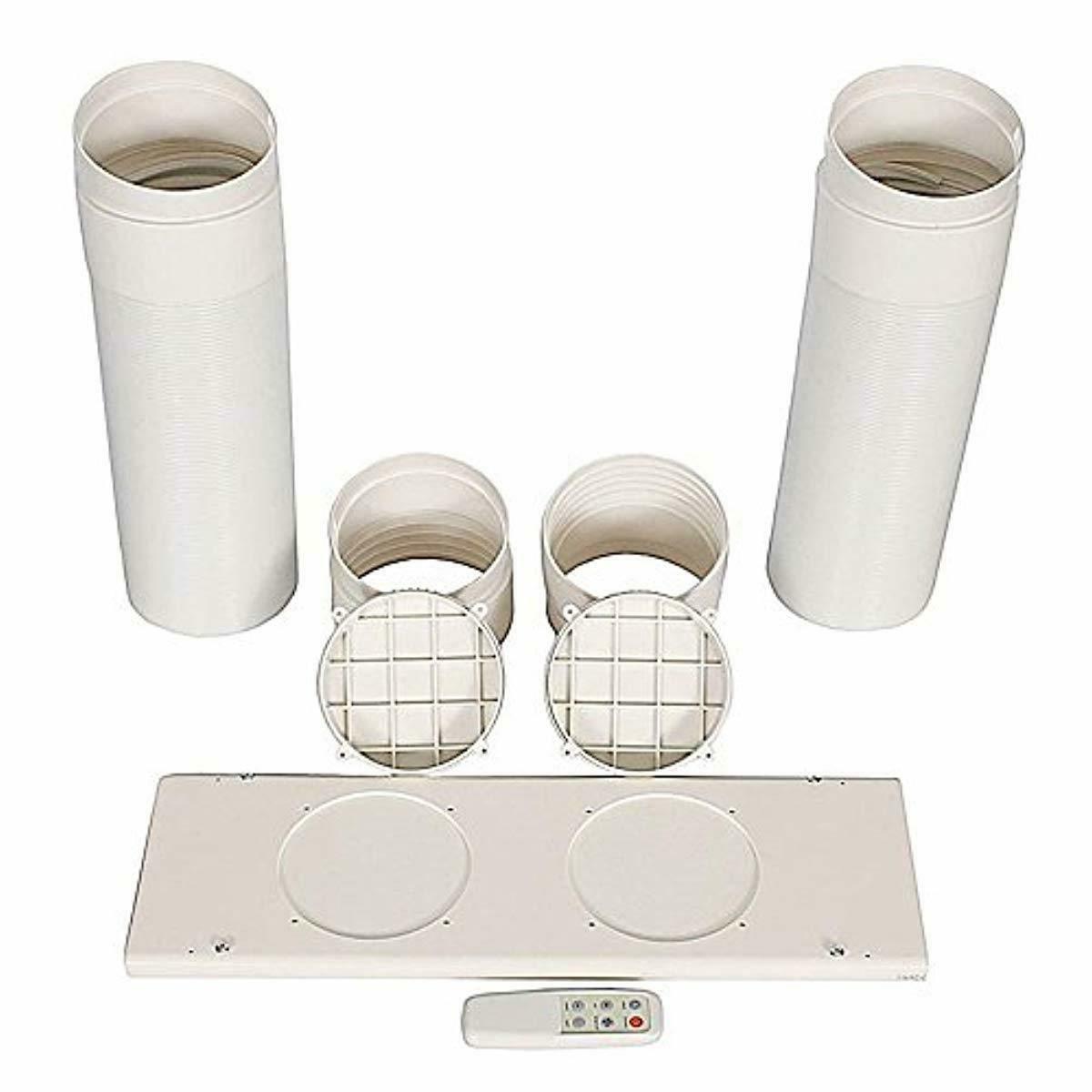 Whynter 14 000 Btu Dual Hose Portable Air Conditioner