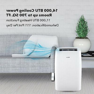 700 14000BTU Air + Heater