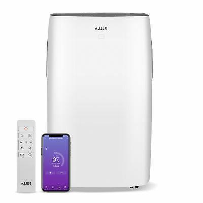 14 000 btu portable air conditioner quiet