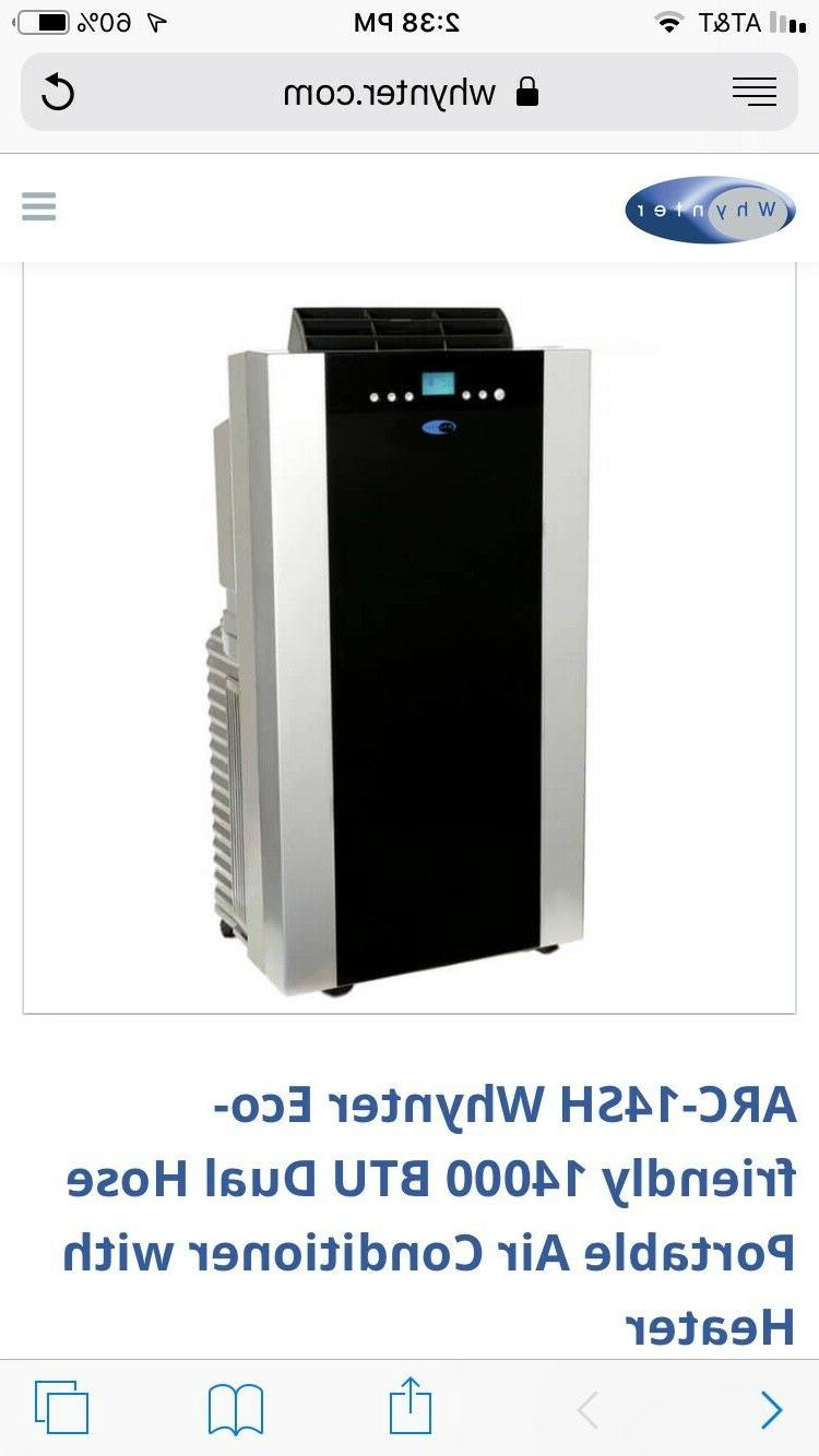 Whynter BTU Air Conditioner and