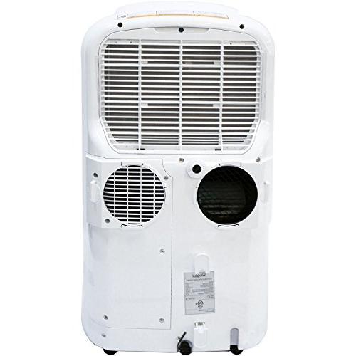 Whirlpool BTU Portable Air Conditioner Remote White