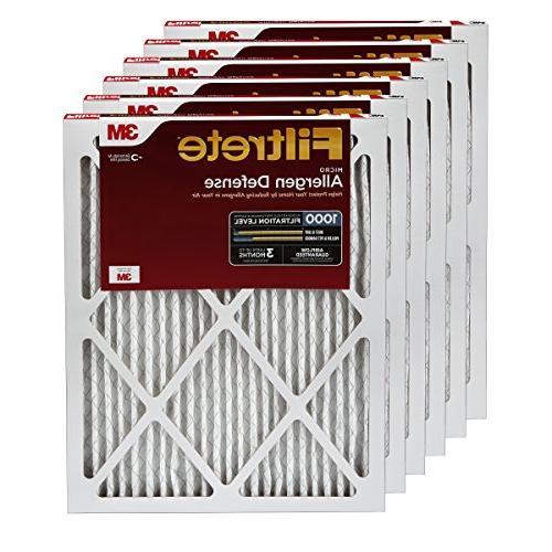 micro allergen defense hvac air filter delivers