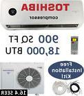 18000 BTU 16 SEER Inverter Ductless Mini Split Air Condition