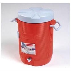 16 Dia. Insulated Beverage Container in Orange