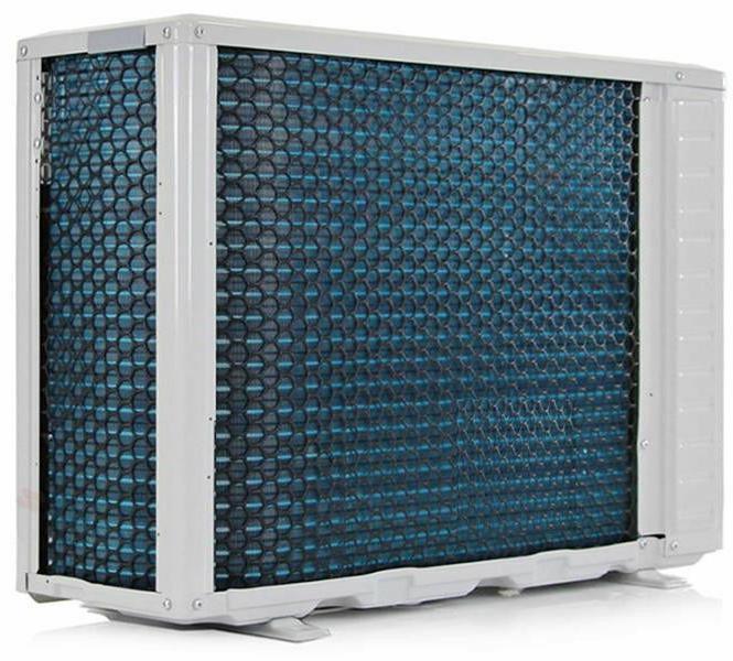 24,000 BTU Ductless Mini Split Air Conditioner Heat Pump AirCon 2