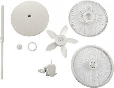 Lasko Fan Cyclone Model White