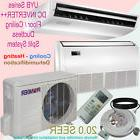 18000 BTU 1½ Ton PIONEER Inverter Floor / Ceiling Ductless