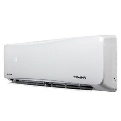 Pioneer 12000 BTU 208/230V Mini Split Air Conditioner Heat P