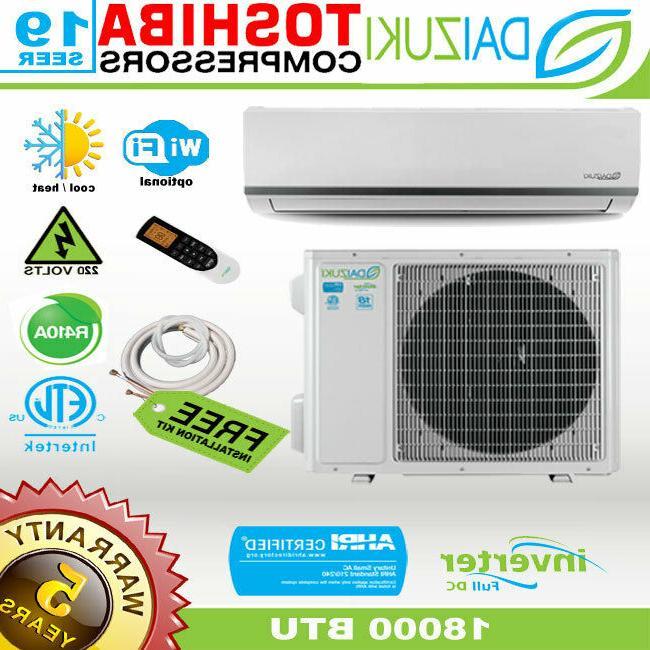 18000 btu air conditioner mini split 19