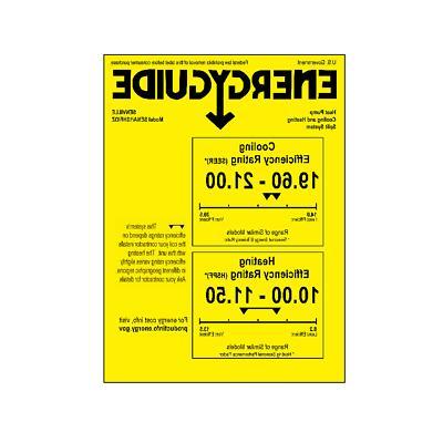 18000 BTU Ductless Split Air Conditioner Ceiling Cassette TON