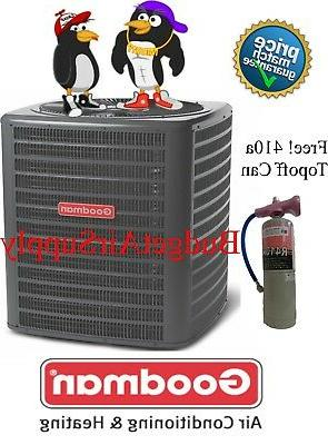 Goodman 5 Ton 14 Seer Straight A/C Condenser  PRE Charged 41