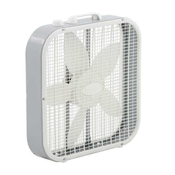 20 3-Speed Stand Quiet Fan