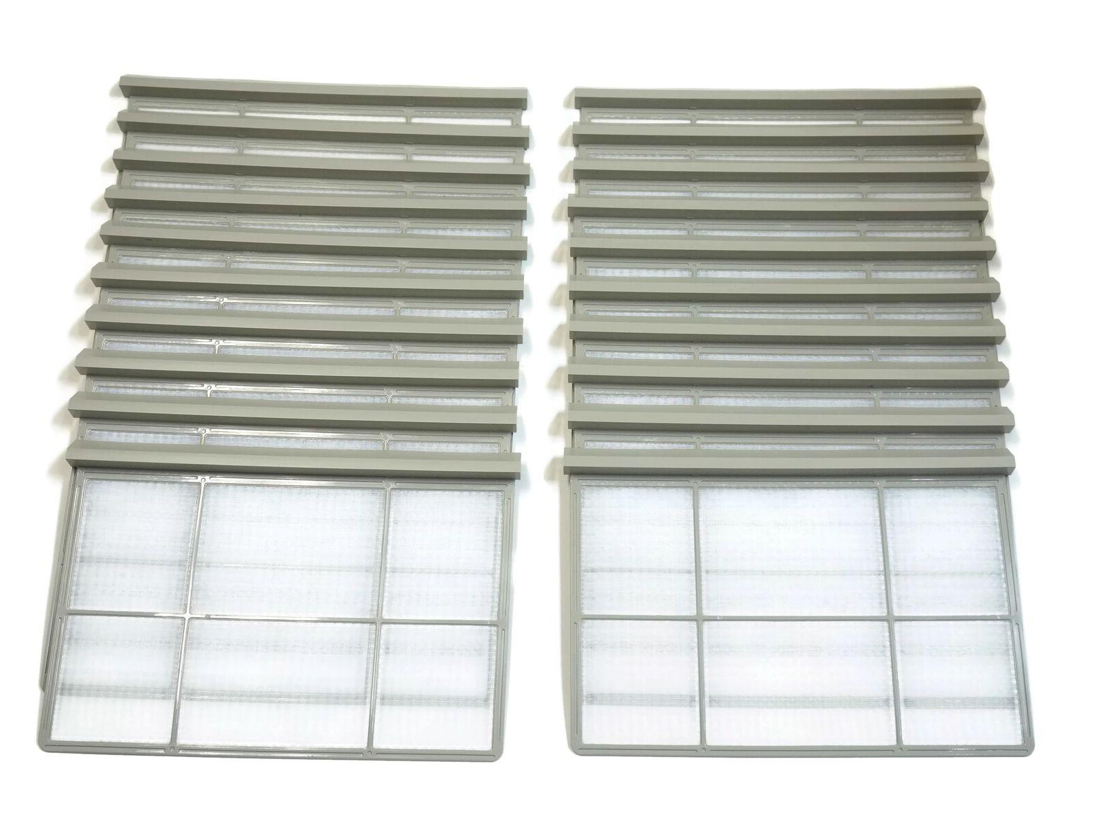 20 pack wp85x10008 room air conditioner filter