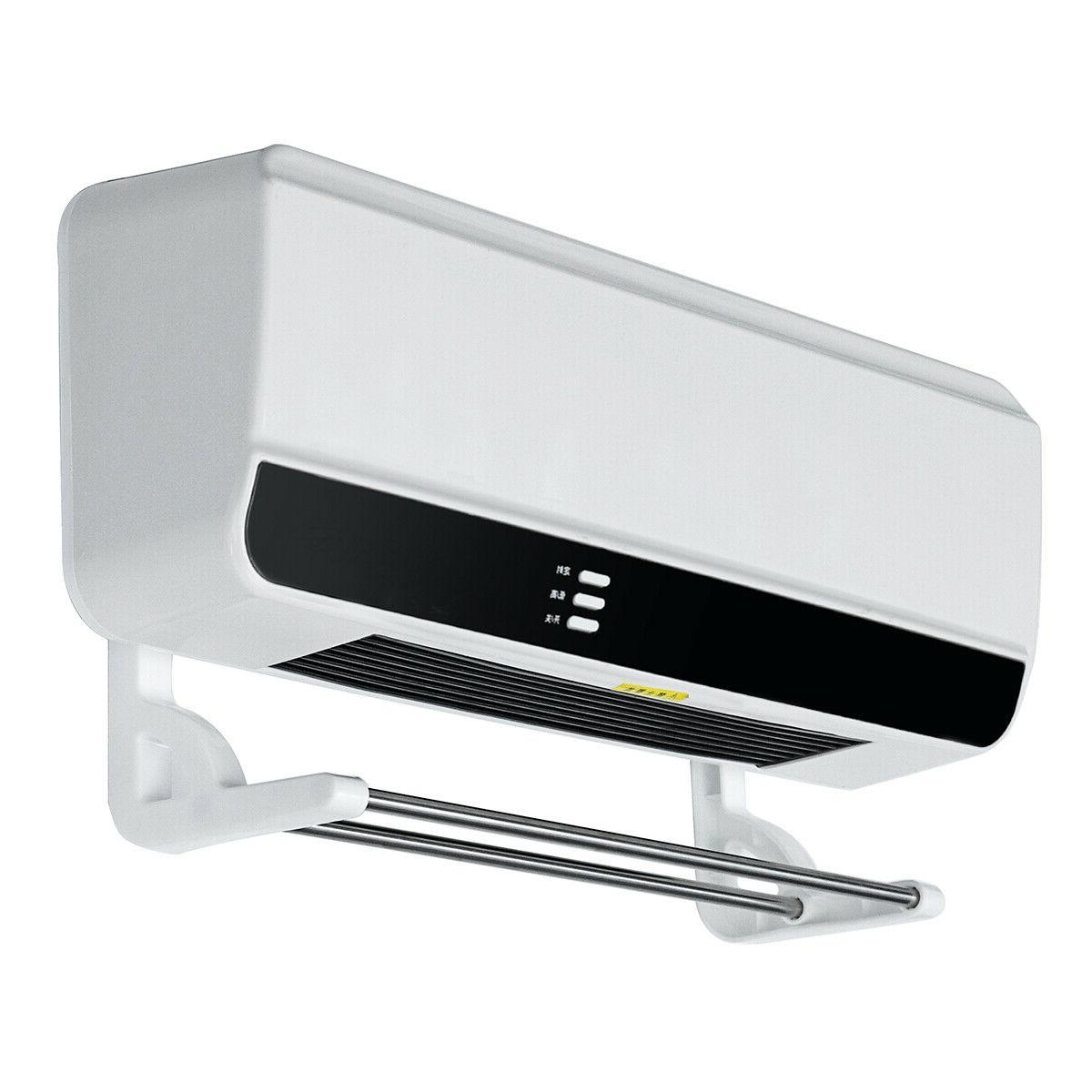 2000w 220v wall mounted heater timing space