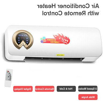 2000W Wall Mounted Heater Air Conditioner