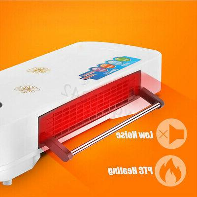 2000W Wall Mounted Space Heating Air Conditioner Dehumidifier Drying