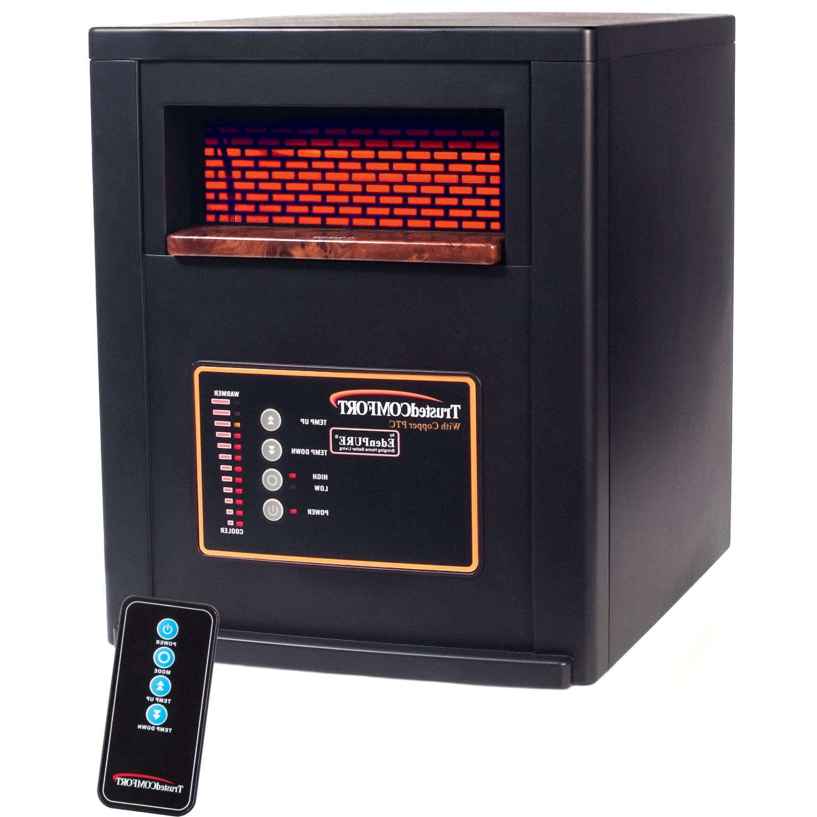 2017 trusted comfort heater solid