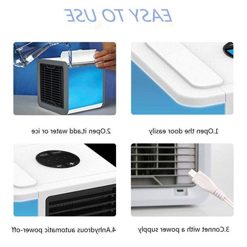 2020 New Mini <font><b>Air</b></font> Portable <font><b>Air</b></font> Fan For Office Refrigerating Device