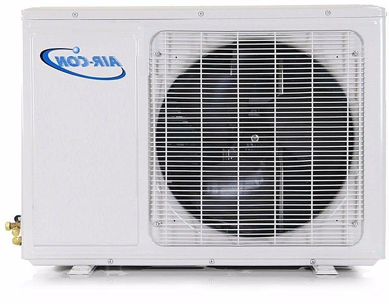 24000 21 SEER Ductless Mini Conditioner Heat 2 Ton