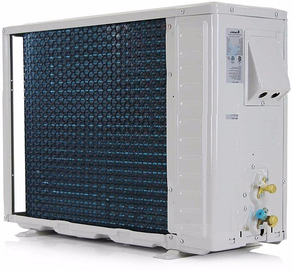 24000 BTU - 21 SEER Ductless Split Air Heat Pump Ton AC