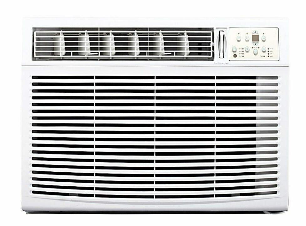 12,000 BTU Window Air Conditioner Room - HEATER, 11000 - TON