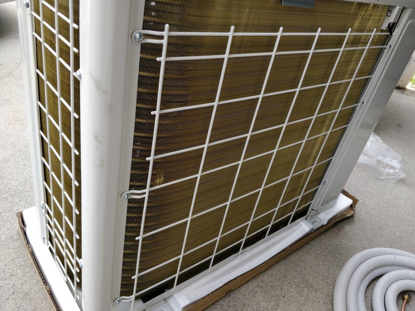 25 Seer Air Conditioner 110V