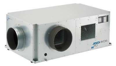 MOVINCOOL CM25 25,000 BtuH Ceiling Mount Air Conditioner, 20