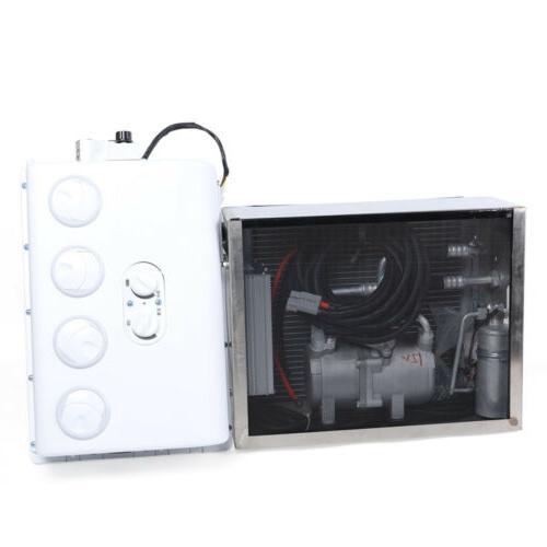 7000 BTU Conditioner Car R134a Refrigerant USA