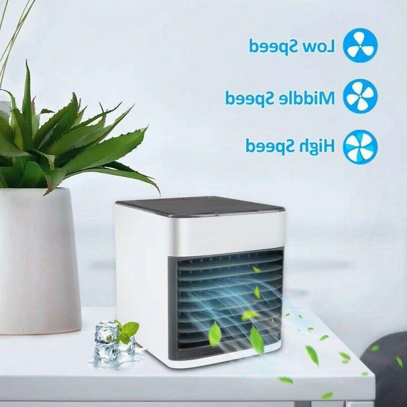 2nd Portable USB Mini Air Cooler Fan Arctic Air Ultra Compac