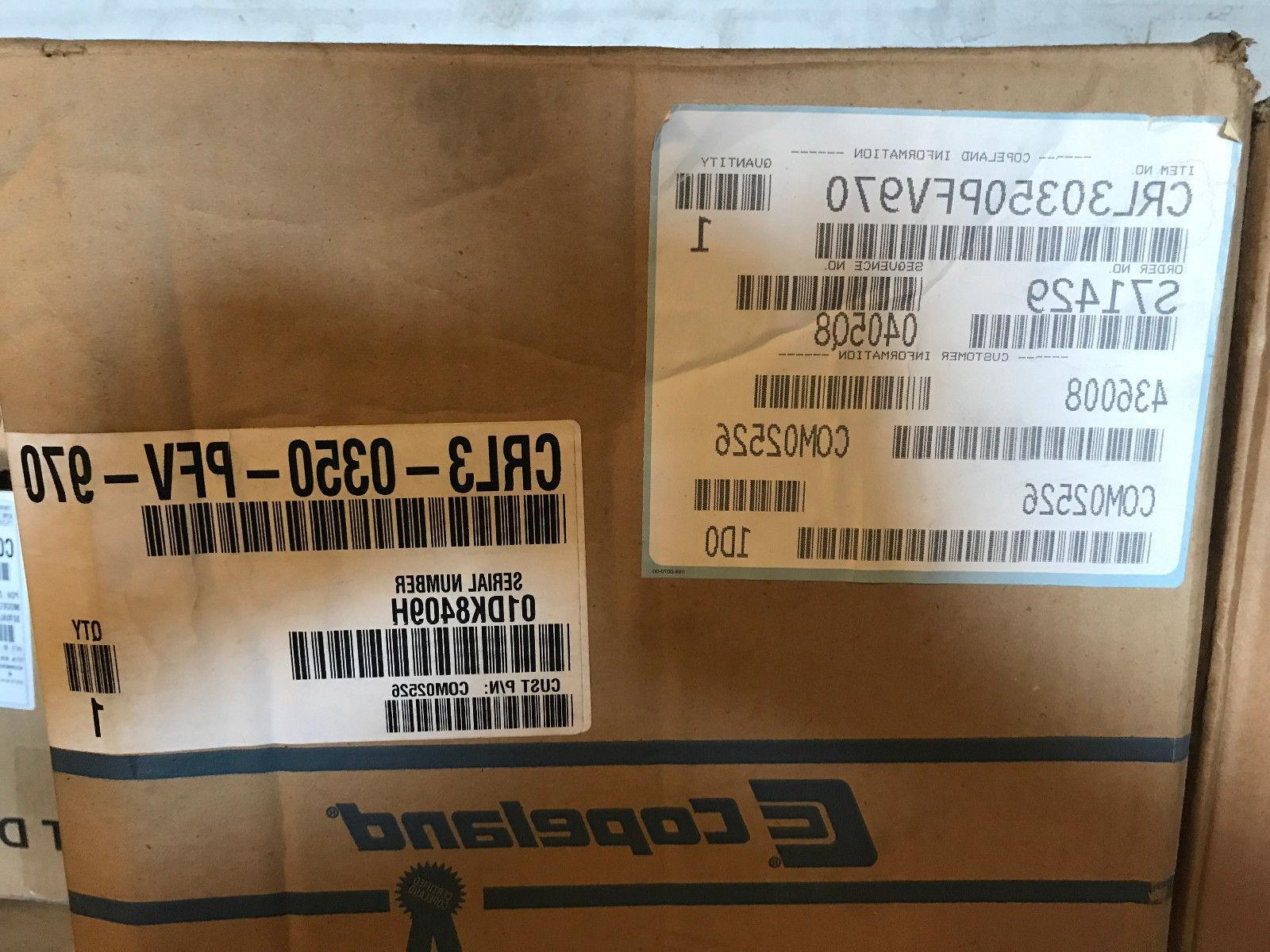 3.5 TON,  R-22, Trane COM02526  Compressor, 200-230V, 1 PH,