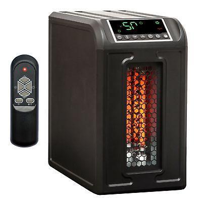 Lifesmart 3 Element 1500W Quartz Infrared Electric Portable