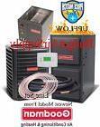 5 Ton Goodman 14 seer 96% 120K BTU Gas Furnace UPFLOW GMSS96