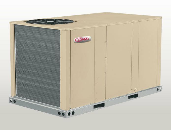 LENNOX 3 TON PACKAGE UNIT 208/230V 3PH GAS/ELEC AIR CONDITIO