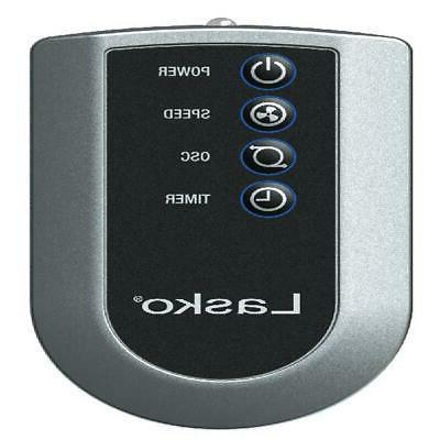 Bladeless Cooling Air Speed Remote