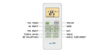 36000 BTU Dual Ductless Split Conditioner
