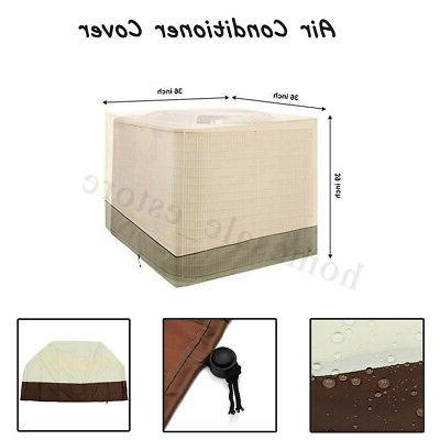 36x36x39 in air conditioner cover for outside
