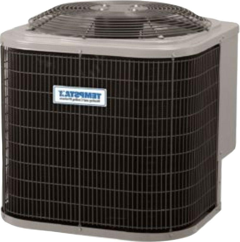 3 ton seer HEAT PUMP TEMPSTAR Variable Speed strip+Tstat