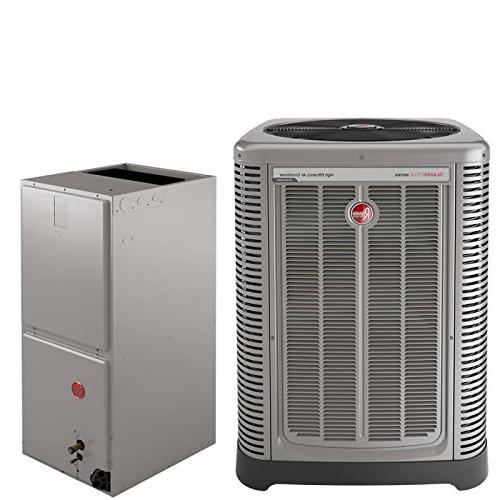 4 Ton Rheem 17 Seer R410a Two Stage Variable