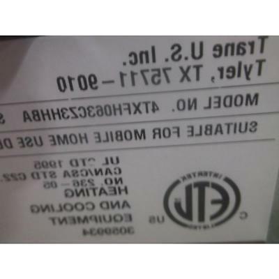 TRANE AC/HP FLAT COIL R-410A 13 SEER