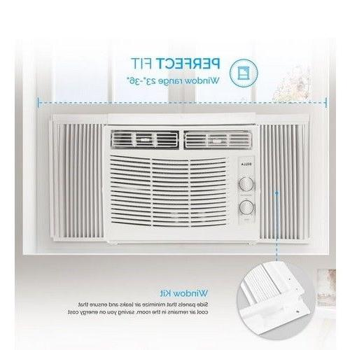 5,000 BTU Window Air Conditioner Home AC 115